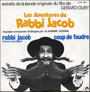 Les Adventures De Rabbi Jacob