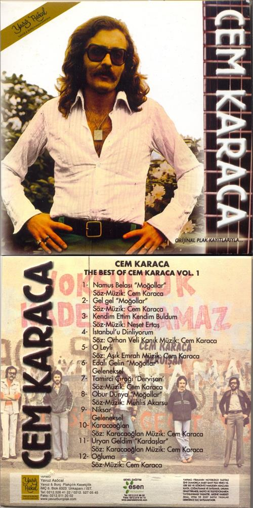 The Best Of Cem Karaca Vol.1