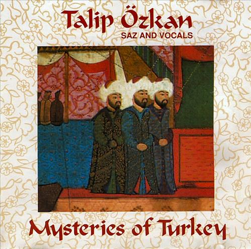 Mysteries Of Turkey - Saz And Vocals