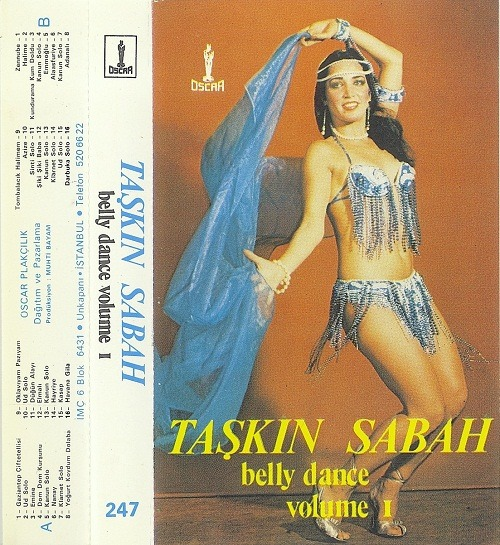 Turkish Folk Music Belly Dance Vol.1