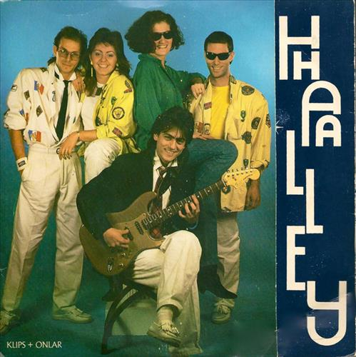 Halley (Turkish Version) / Halley (English Version)